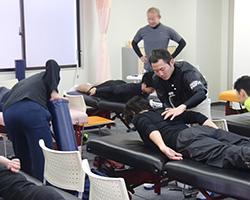 腰痛リハビリテーション