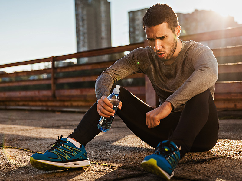 医科生理学的ストレスはホルモン分泌と運動パフォーマンスに最大に影響する