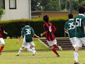 サッカー治療