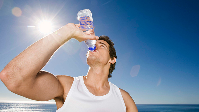 水分補給状態の実用的測定法