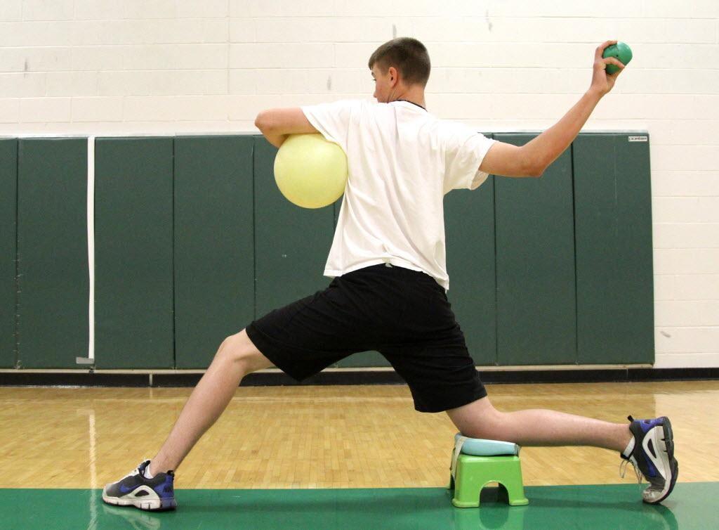 野球における肩の痛みのアプローチ