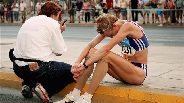 運動誘発性筋痙攣の歴史的考察