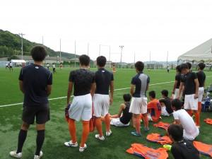 九州国際大学附属高校サッカー部