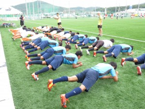 岡山学芸館高等学校サッカー部
