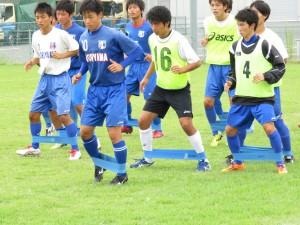 守山高等学校サッカー部