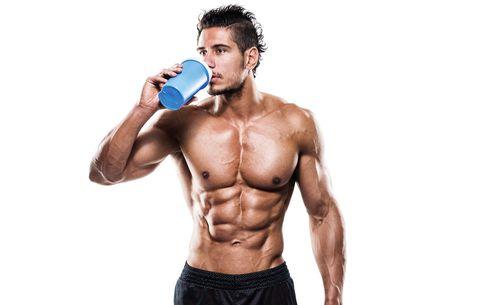 筋サイズと筋力のための分岐鎖アミノ酸