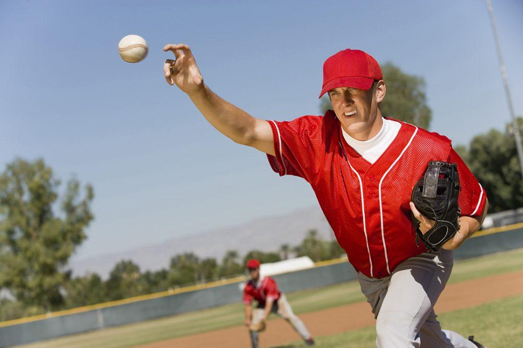 外反ストレスの影響と肘関節の伸展速度