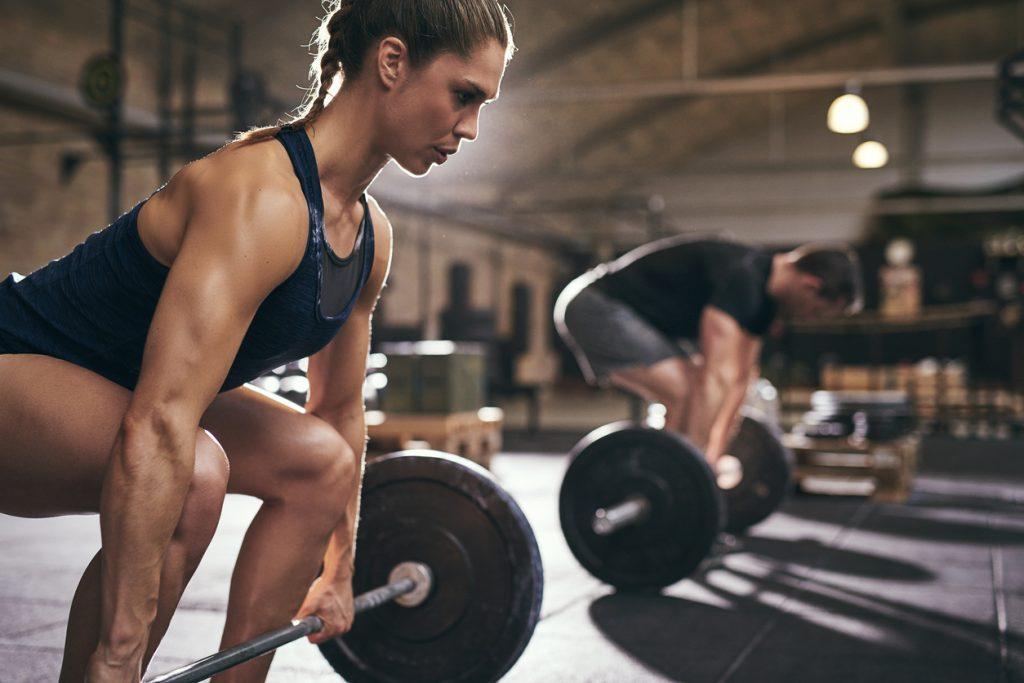 コアの安定性とスピードトレーニング