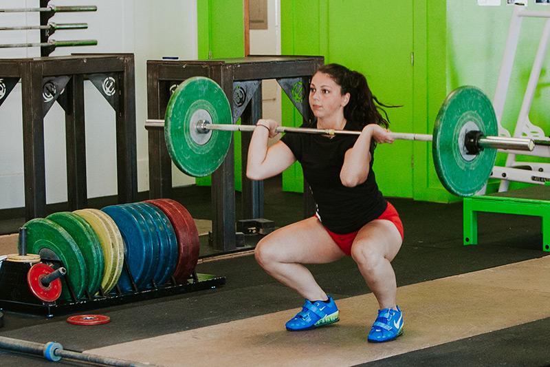 発揮パワーを高めるトレーニング