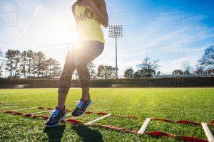 スポーツにおける減速を考える