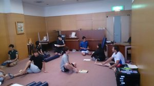KOBA体幹トレーニング