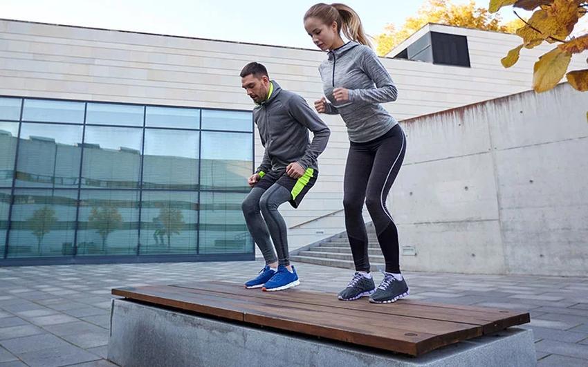 プライオメトリックトレーニングと筋力向上