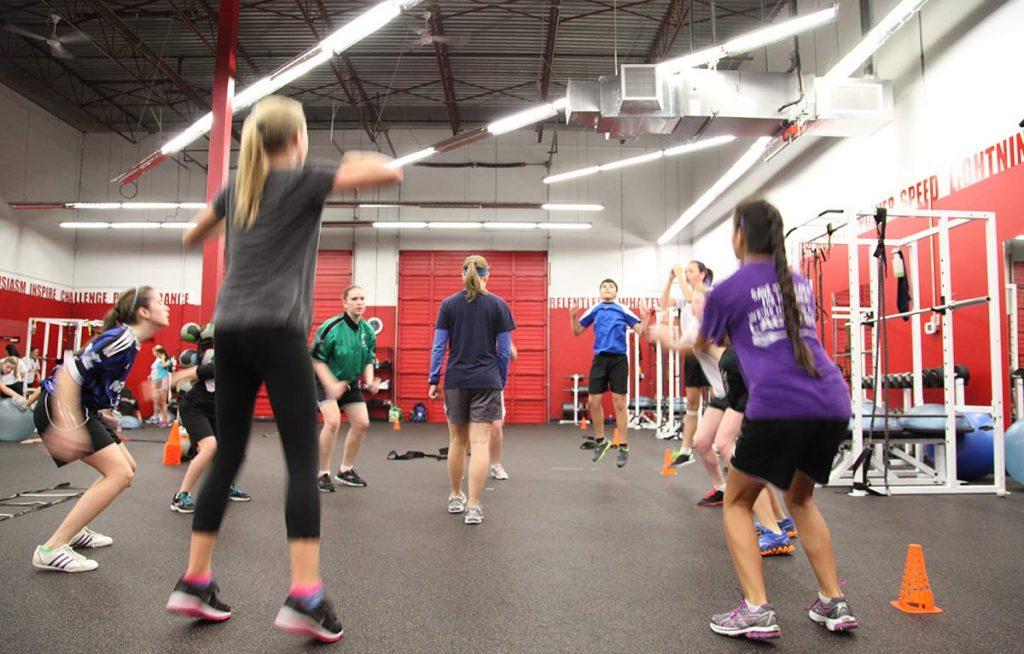 ジュニア選手へのトレーニングアプローチ