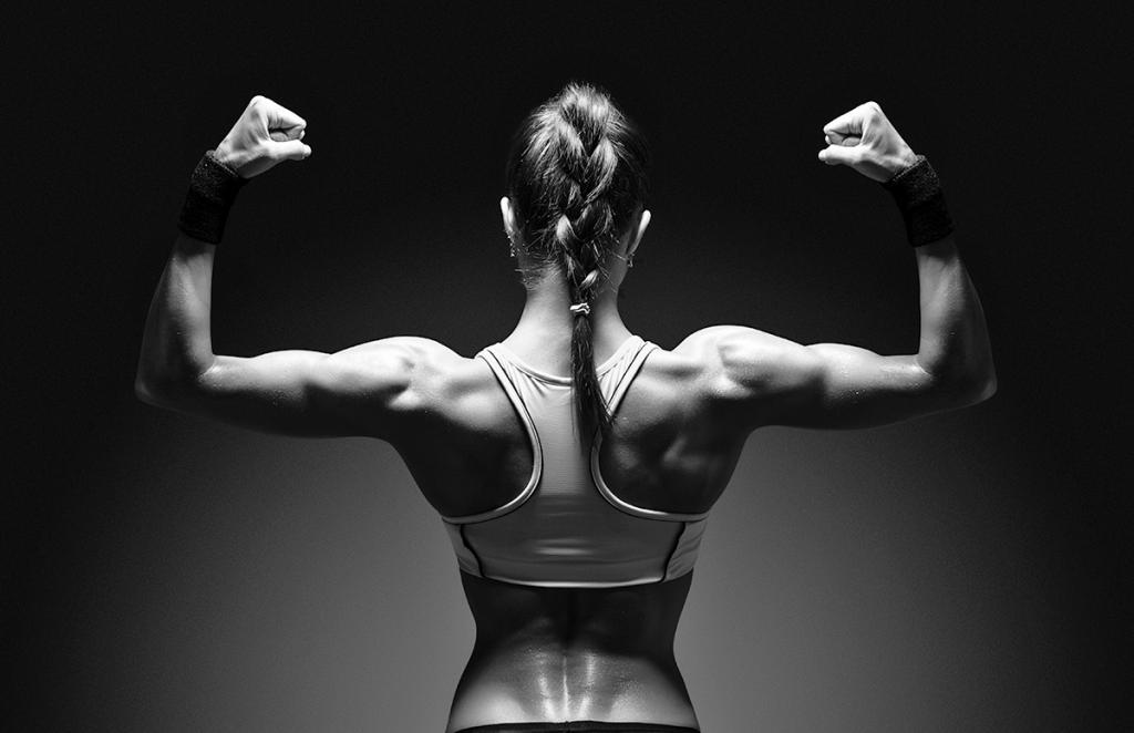 ホルモン仮説と女性の筋肥大