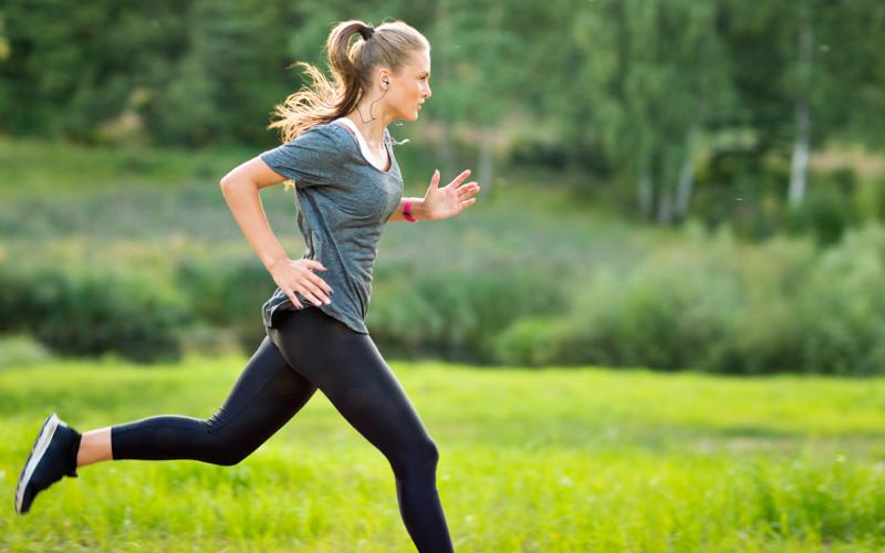 絶食後の心臓血管系トレーニング