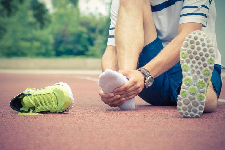 足部回内の機能的影響