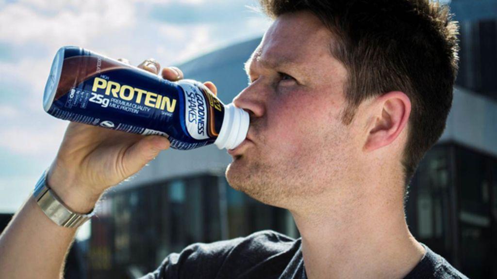 タンパク質とアミノ酸摂取
