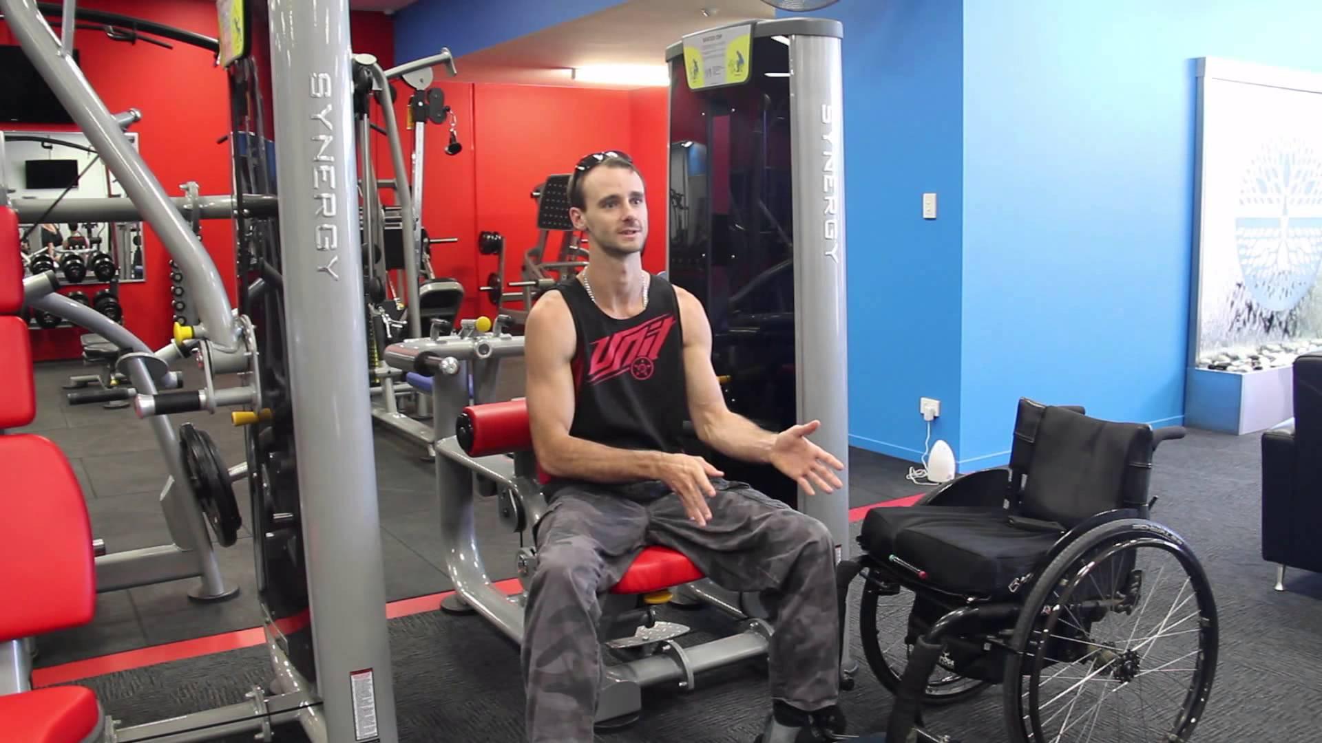 脊髄損傷に対するレジスタンストレーニング