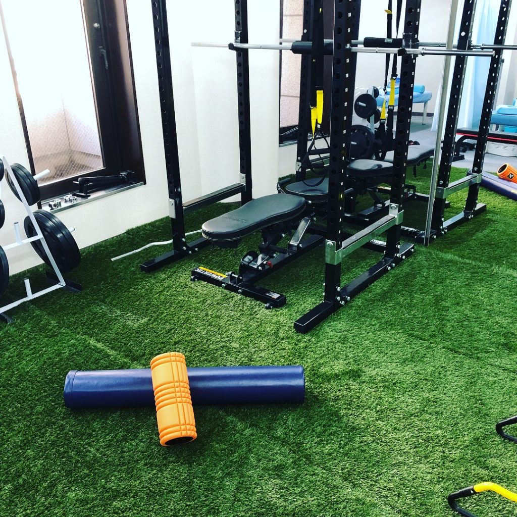 パーソナルトレーニングスペース