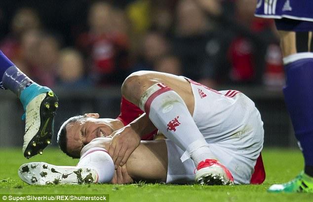 膝内側側副靭帯損傷