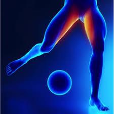 サッカーにおける股関節の痛み