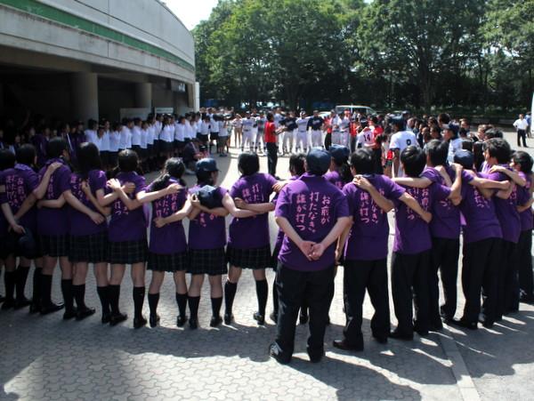 横浜創学館高等学校硬式野球部トレーナー帯同