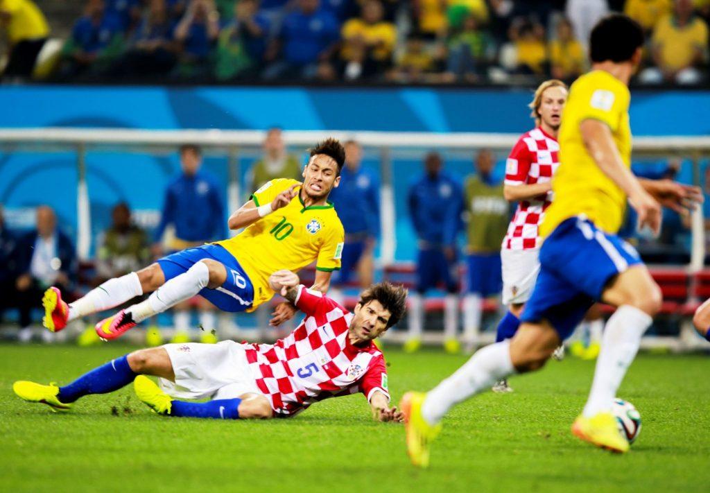 サッカー施術におけるサッカー競技の大きな特徴